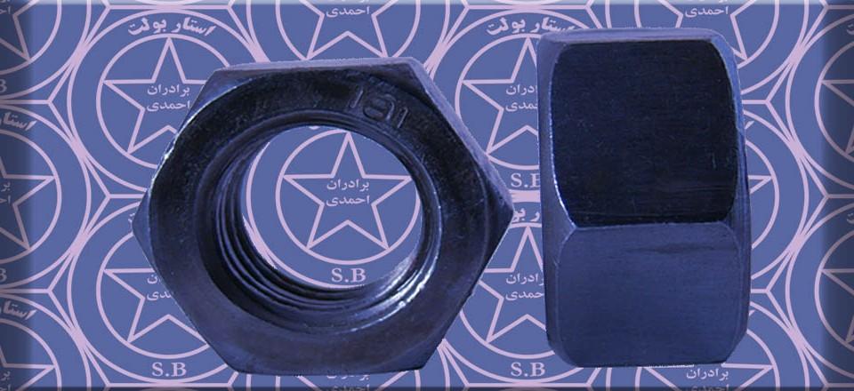 Hexagon-nut-DIN934--6